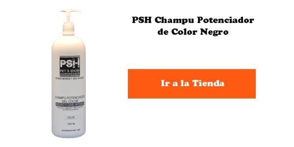 champú potenciador color negro schnauzer